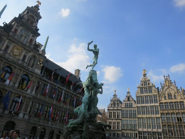 Antwerp Grote Markt