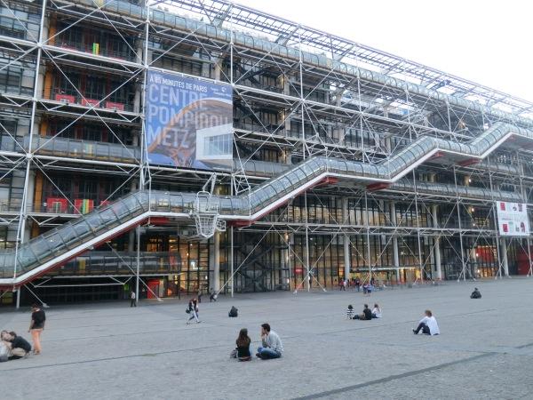 Pompedou Centre