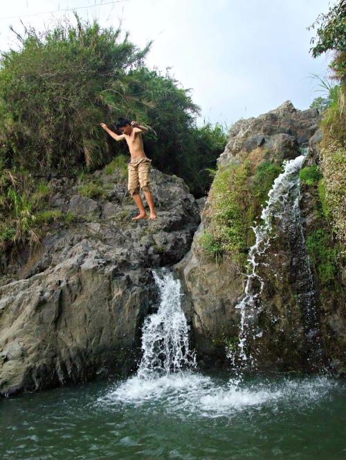 Bokong Small Waterfalls