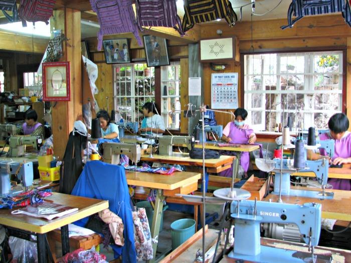 Sagada Weavers