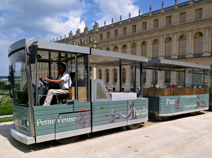 Versailles Mini Train