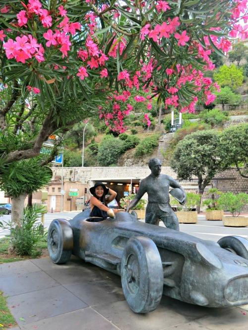 Monaco F1 Grand Prix Circuit