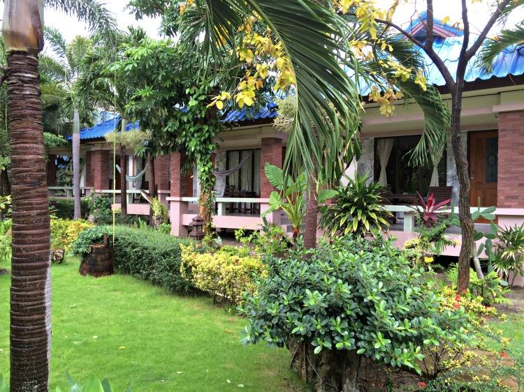 Blue Marine Resort, Koh Phangan - www.shewalkstheworld.com