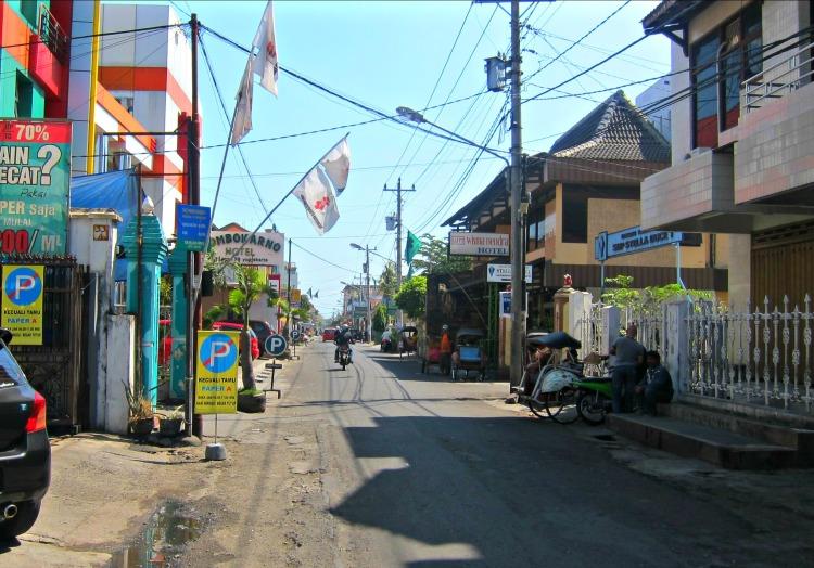 Yogyakarta in 3 Days - Malioboro Street - www.shewalkstheworld.com