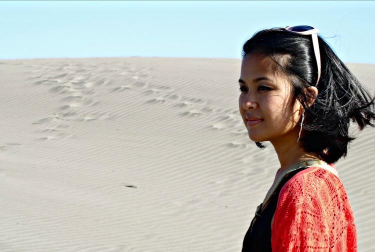 Yogyakarta in 3 Days - Sand Dunes at Parangtritis - www.shewalkstheworld.com