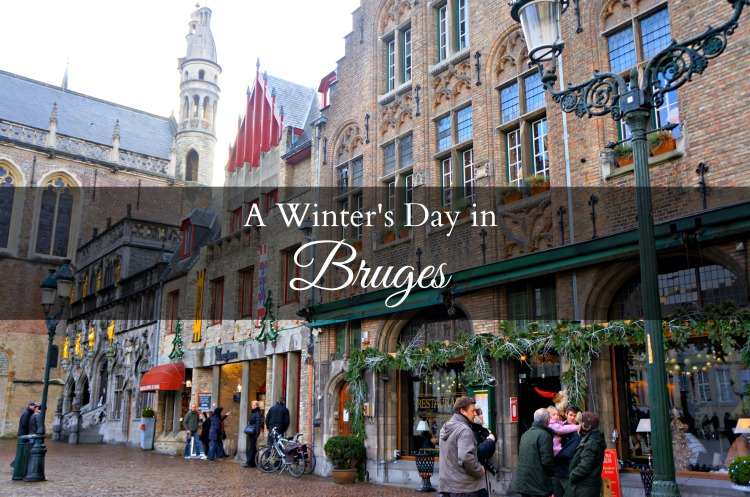 A Winter's Day in Bruges - www.shewalkstheworld.com