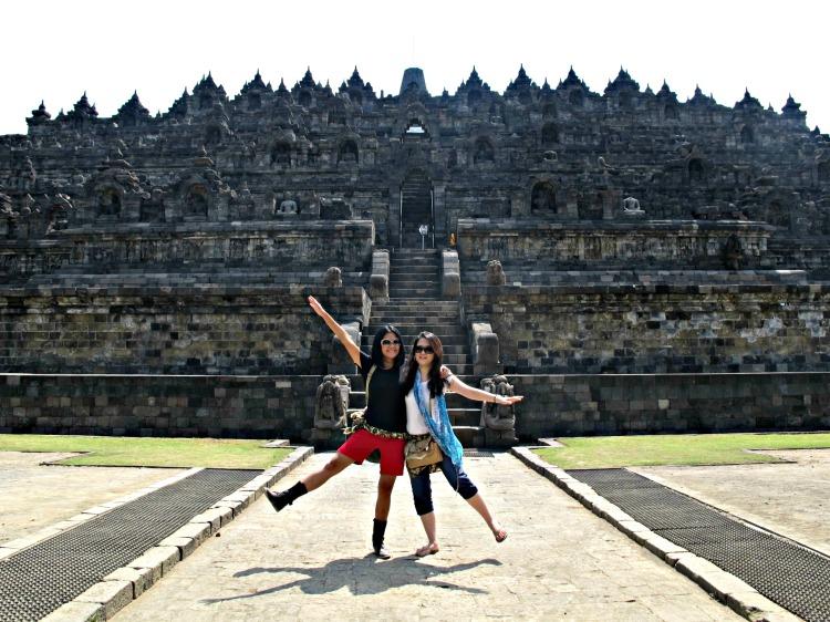 Yogyakarta in 3 Days - Borobudur - www.shewalkstheworld.com
