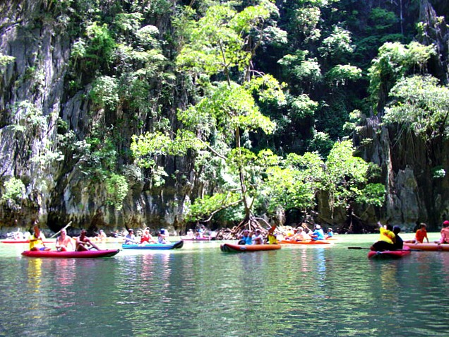 Phang Nga Bay - Top 10 Things to do in Phuket - www.shewalkstheworld.com