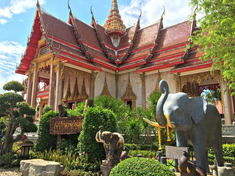 Wat Chalong - Top 10 Things to do in Phuket - www.shewalkstheworld.com