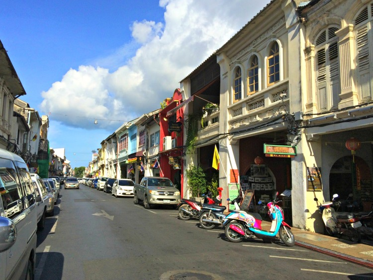 Phuket Town - Top 10 Things to do in Phuket - www.shewalktheworld.com