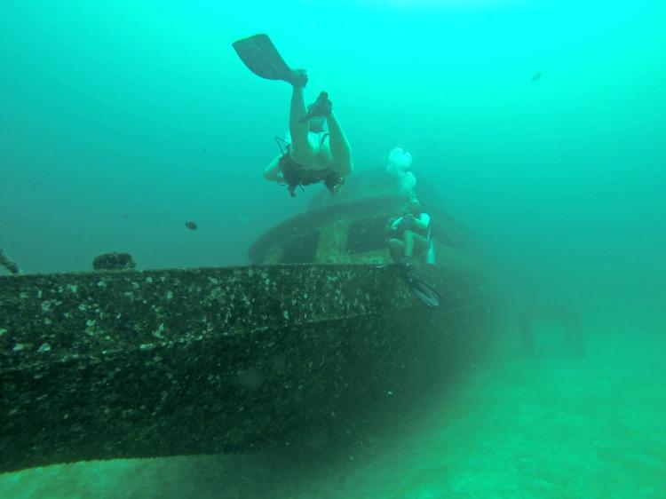 Racha Yai - Scuba Diving in Phuket/Phi Phi - www.shewalkstheworld.com