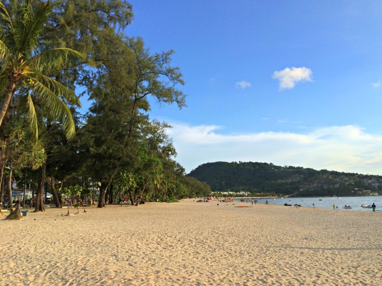 Patong Beach - Top 10 Things to do in Phuket - www.shewalkstheworld.com