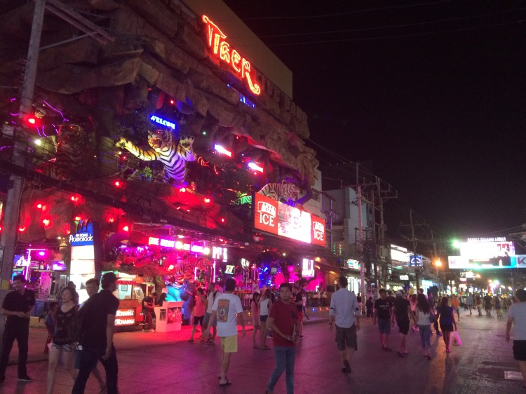 Bangla Road - Top 10 Things to do in Phuket - www.shewalkstheworld.com