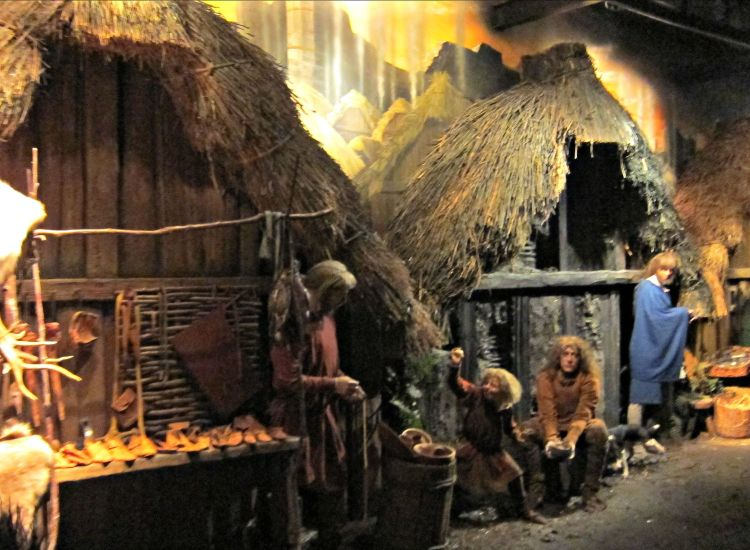 Jorvik Viking Centre - Mynn's Top 10 Things to do in York - www.shewalkstheworld.com