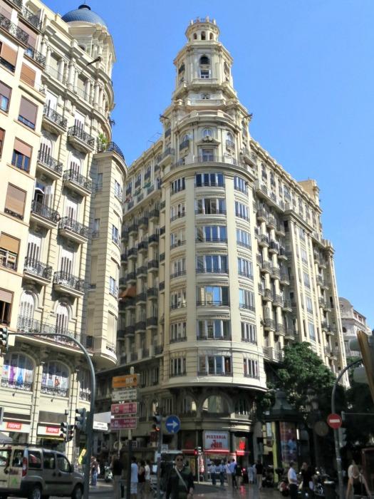 Hotel Venecia - 2 Days in Valencia - www.shewalkstheworld.com