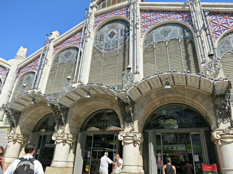 Mercat Central - Two Days in Valencia - www.shewalkstheworld.com