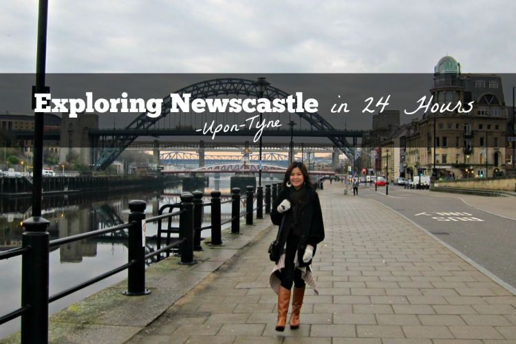 Exploring Newcastle in 24 Hours - www.shewalkstheworld.com