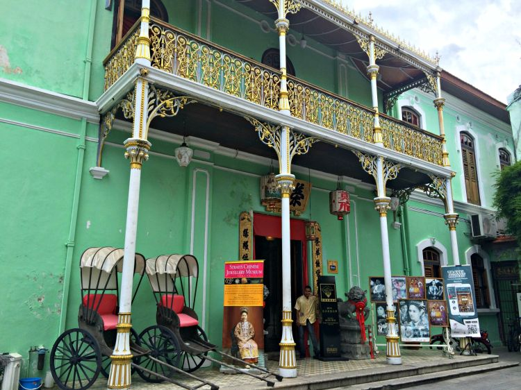 Pinang Peranakan Mansion - Mynn's Top 10 Buildings to Visit in Penang's Historical Georgetown - www.shewalkstheworld.com