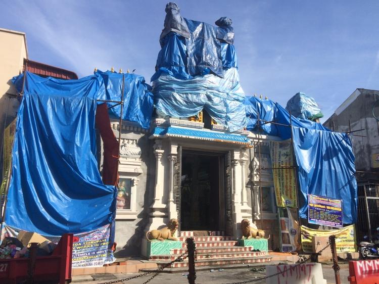 Sri Mahamariamman Temple - Mynn's Top 10 Buildings to Visit in Historical Georgetown - www.shewalkstheworld.com