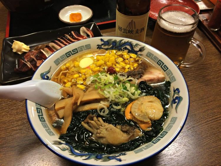 Ramen - Mynn's Top 10 Food to Eat in Hokkaido - www.shewalkstheworld.com