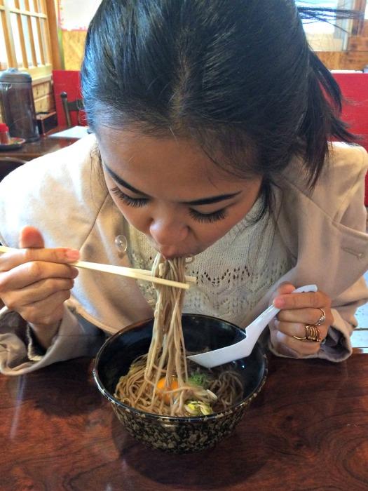 Soba - Mynn's Top 10 Food to Eat in Hokkaido - www.shewalkstheworld.com