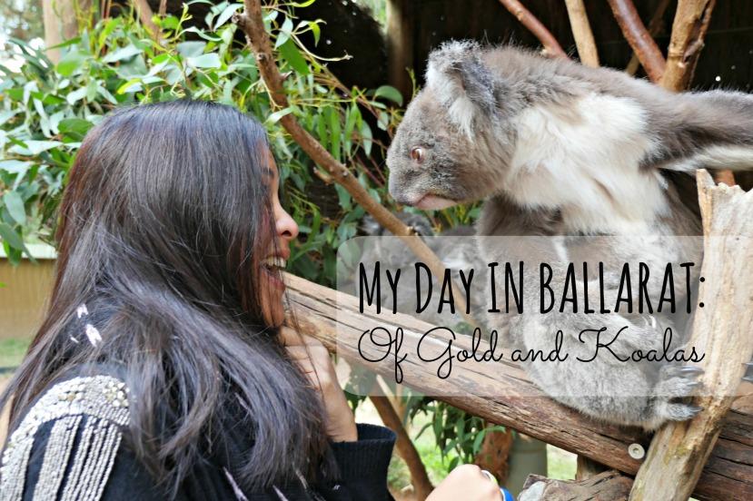 My Day in Ballarat