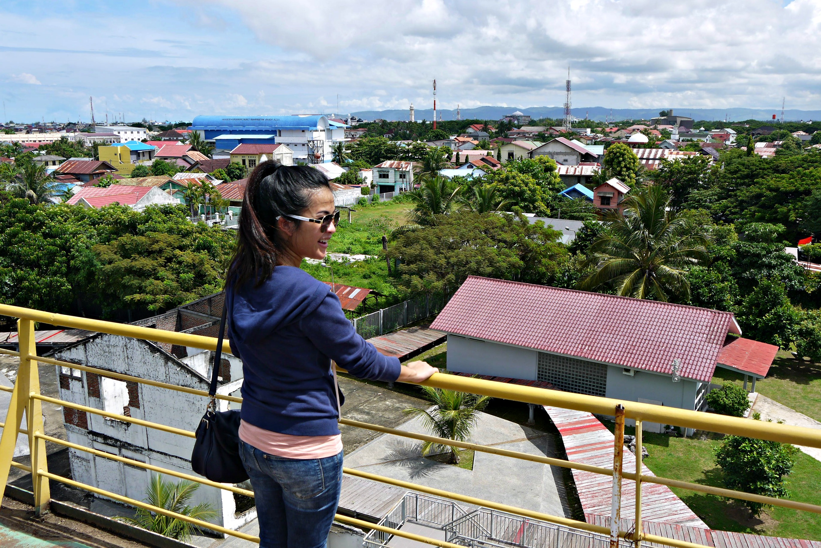 A Half Day Stopover In Banda Aceh Indonesia She Walks The World