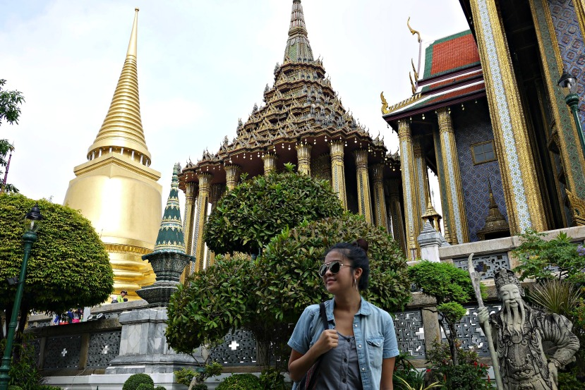 Grand Palace + Emerald Buddha 2