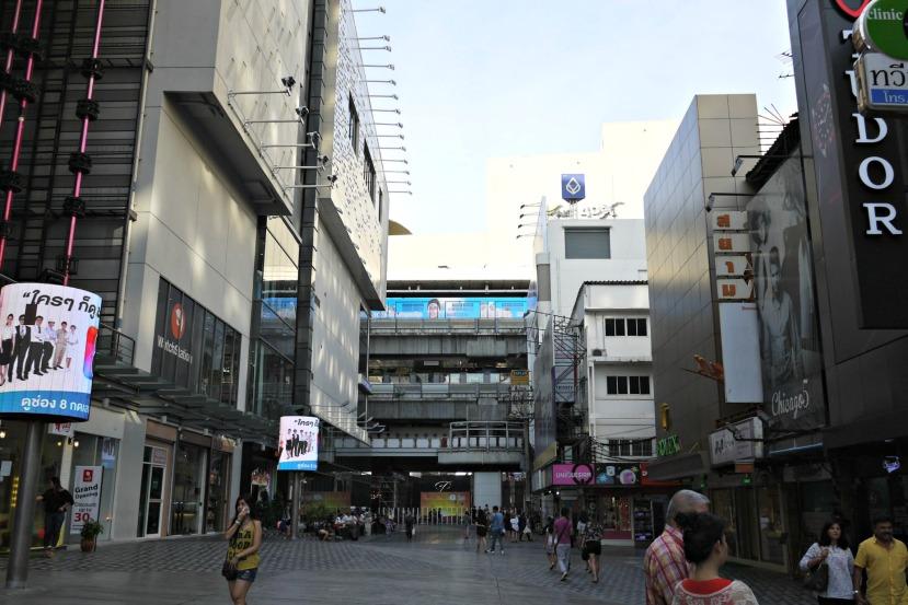 Shopping - Siam Square