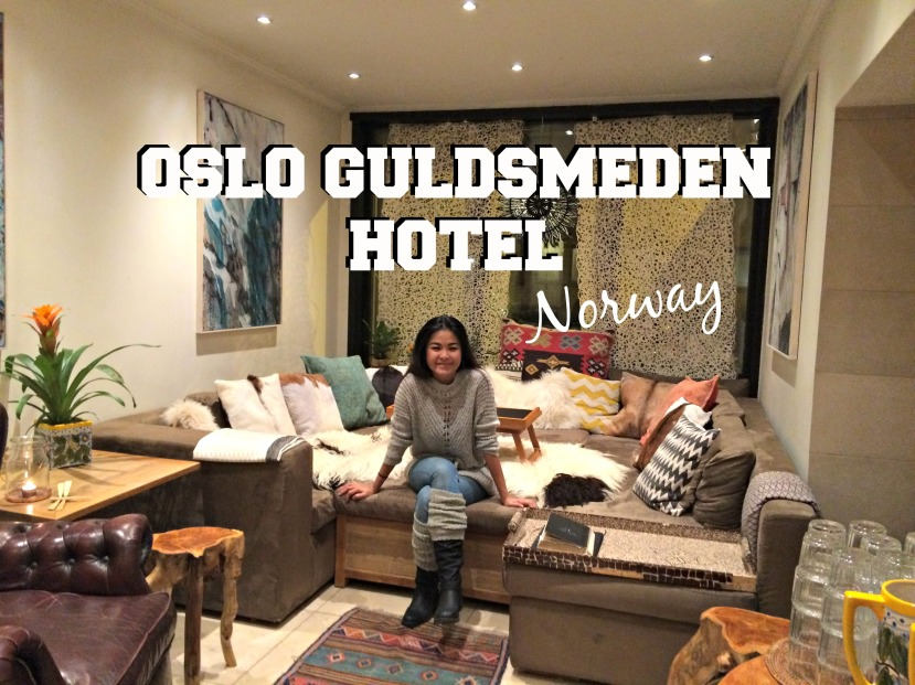 Oslo guldsmeden hotel norway review she walks the world for Boutique hotel oslo