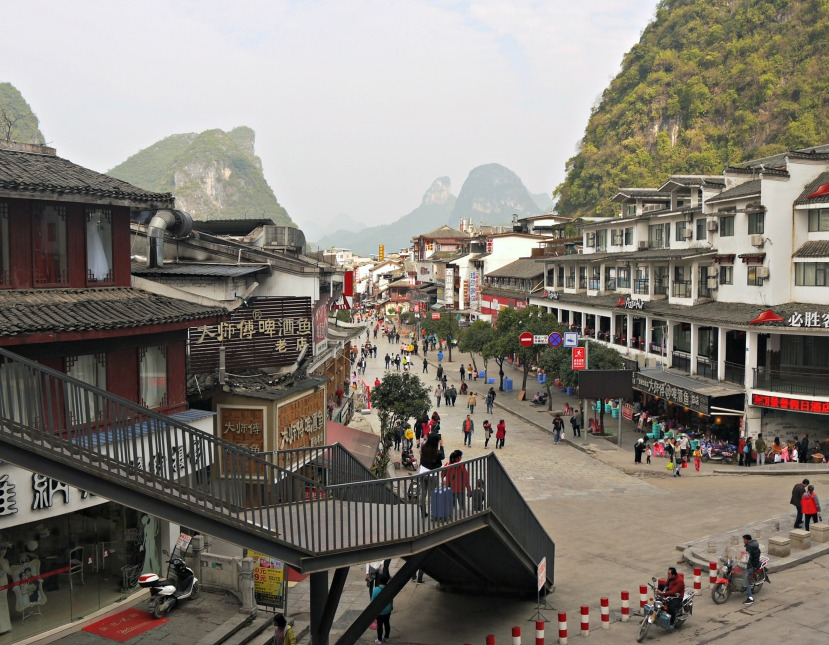 Yangshuo, Guangxi, China.