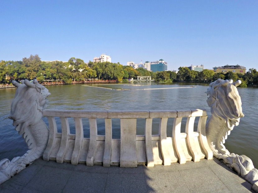 Rong Lake