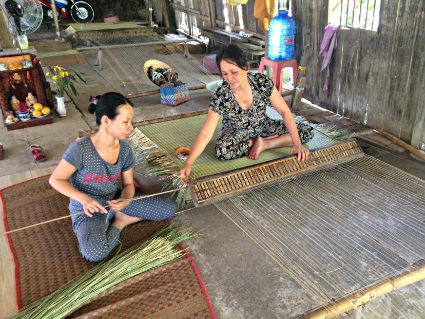 Mekong River - Local Craft