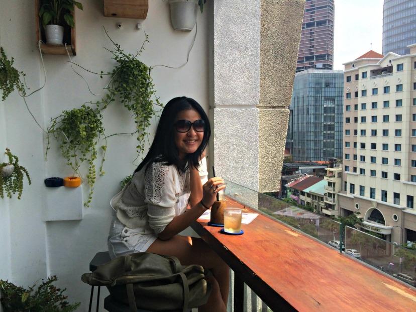 Saigon Up High