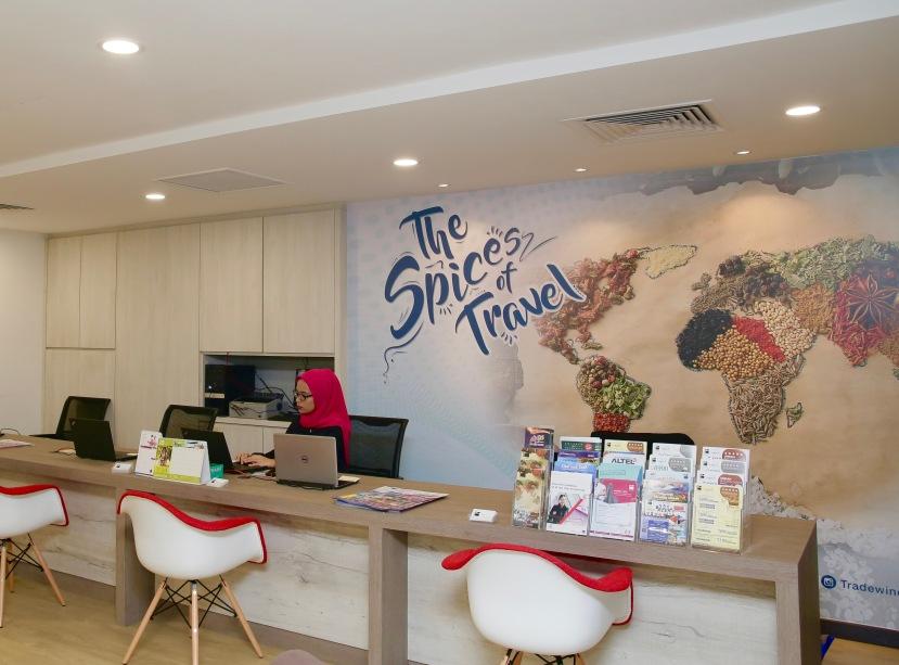 Tradewinds Travel Centre