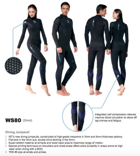 IST Wetsuit