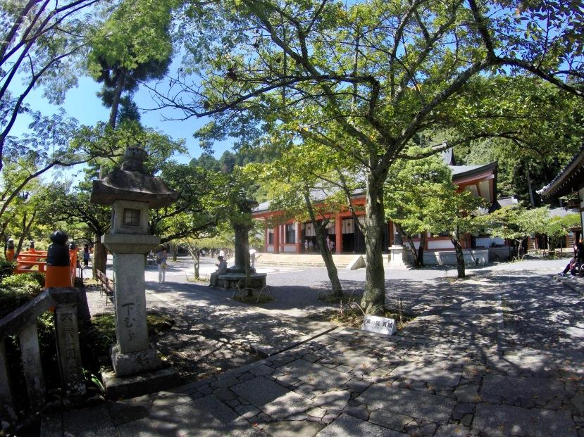 Kuramadera Temple