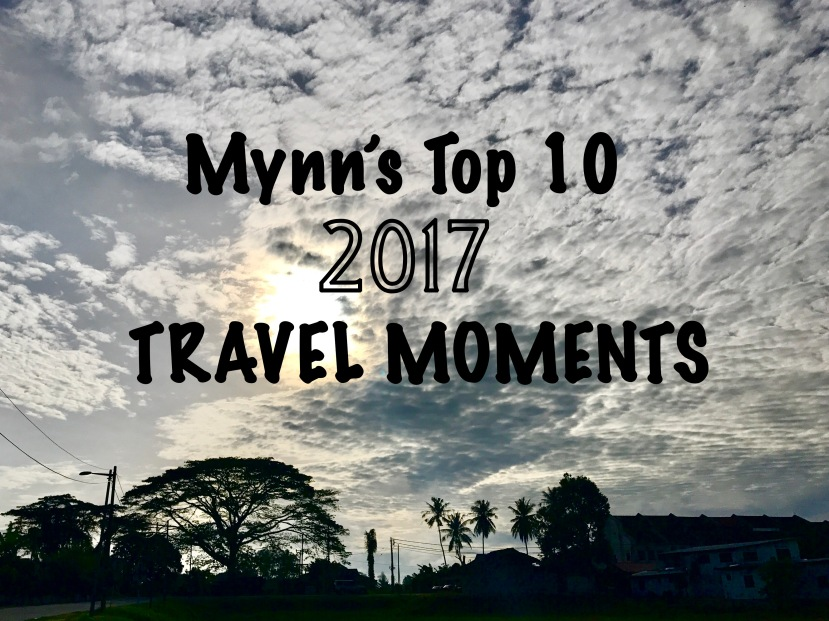 2017 Travel Moments