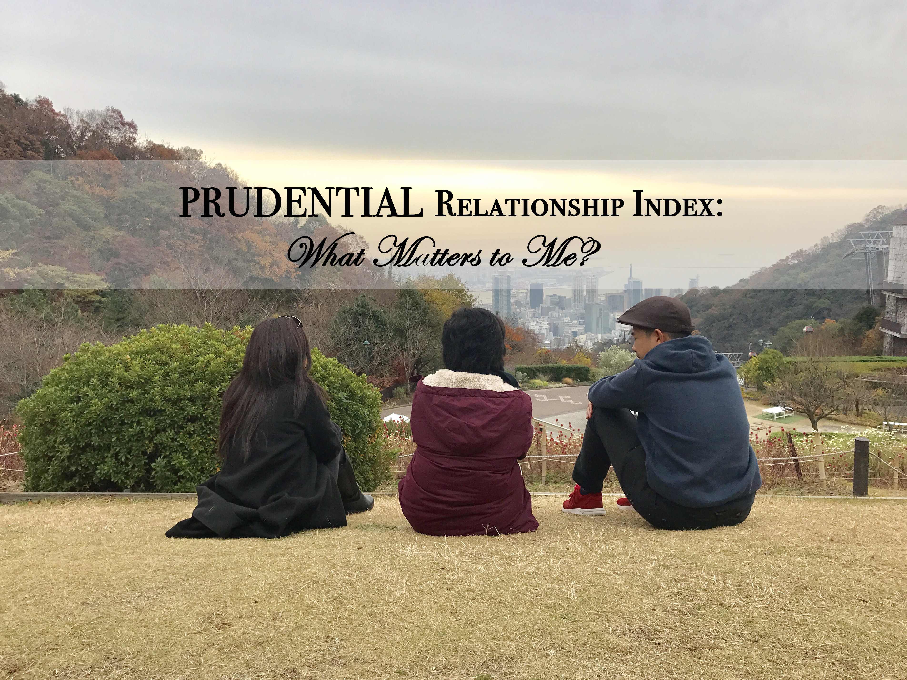 Prudential Relationship Index: What Matters to Me? (Ad)