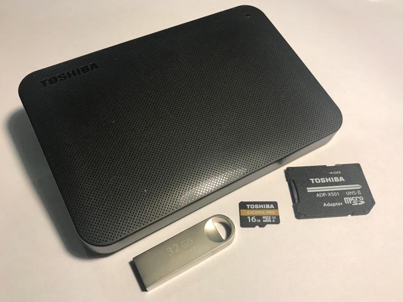 Toshiba Memory Products