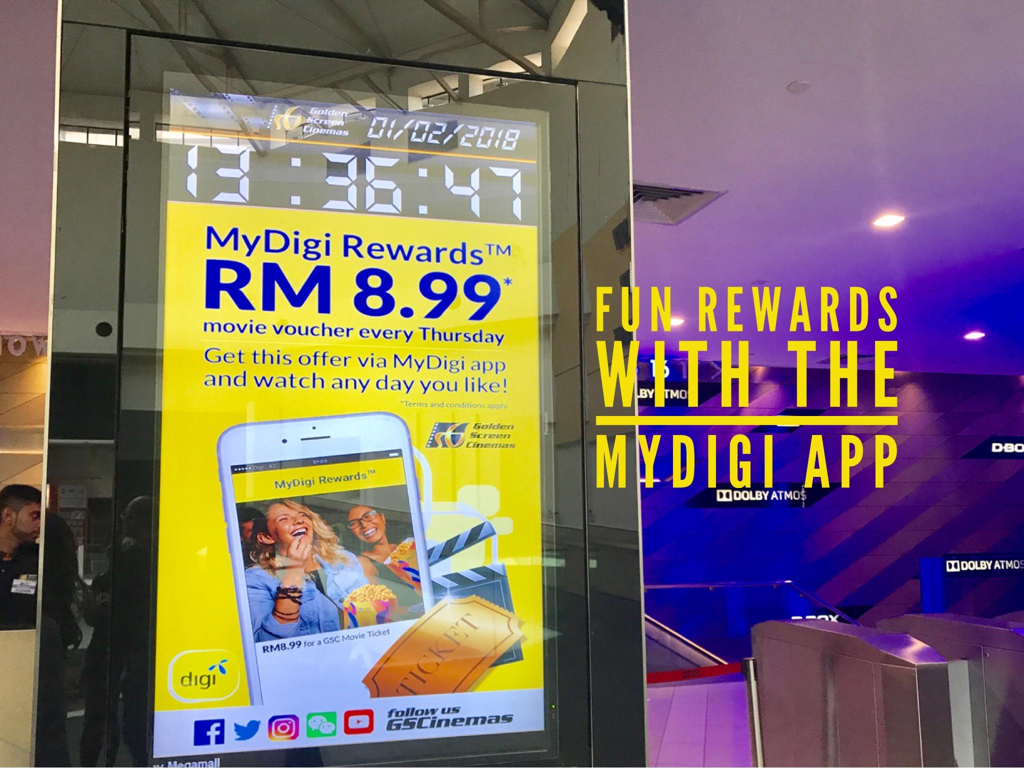 Fun Rewards with the MyDigi App (Ad)