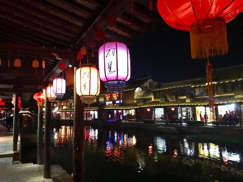 Xitang Night