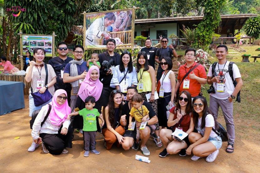 Family Fun in Amazing Thailand